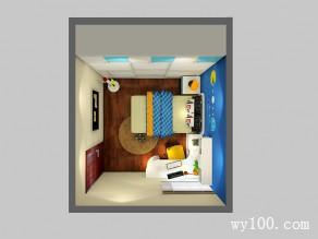 10�O酷炫儿童房 让孩子徜徉蓝色海洋快乐成长_维意定制家具商城