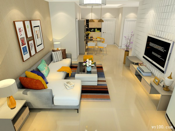 现代简约装修风格 33�O打造高品质时尚家居_维意定制家具商城