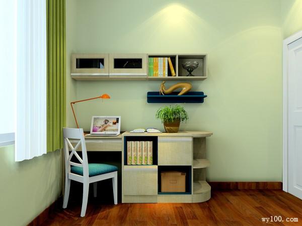 双人卧房效果图 9�O空间利用奇招让小家温馨依旧_维意定制家具商城