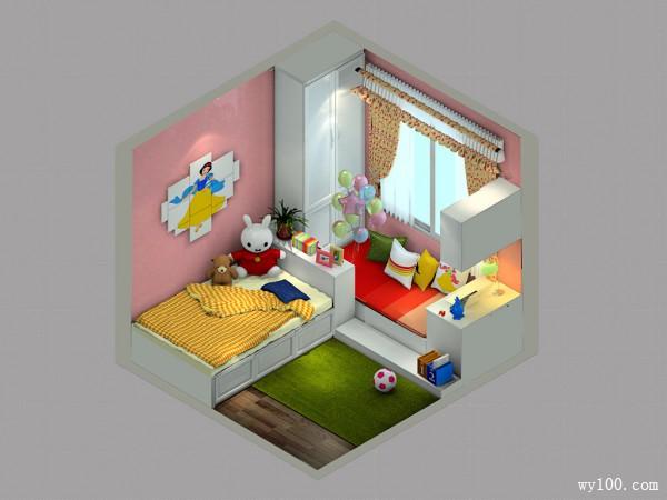 时尚其他儿童房装修效果图