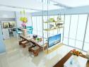 地中海风情客餐厅  28�O享受阳光沐浴_维意定制家具商城