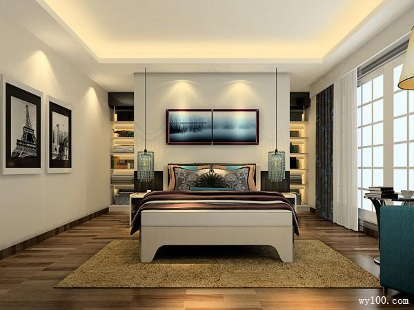 欧式卧室效果图 大变24�O细腻豪华之家_维意定制家具商城