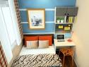小户型经典卧房 5�O小空间巧布置_维意定制家具商城
