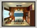 欧式卧室效果图 14�O低调奢华之家_维意定制家具商城
