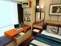 温馨惬意卧室效果图 11�O演绎国际范的时尚之旅_维意定制家具商城