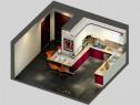 厨房装修设计效果图 23�O爱上烹饪由此开始_维意定制家具商城