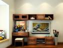 高贵飘窗卧室装修设计效果图 16�O优雅女士最爱_维意定制家具商城