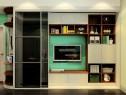 电视柜客餐厅 性价比极高给客厅一个完美组合_维意定制家具商城