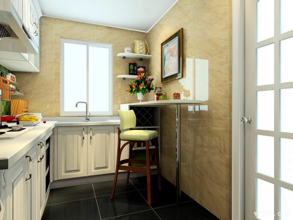 不可不看的厨房设计效果图_维意定制家具商城