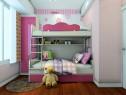 上下床儿童房装修 让成长不孤单_维意定制家具商城