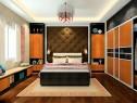 卧室设计效果图 19�O新房是首选_维意定制家具商城