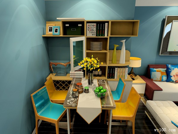 时尚潮流客厅设计 家的fashion时代!_维意定制家具商城