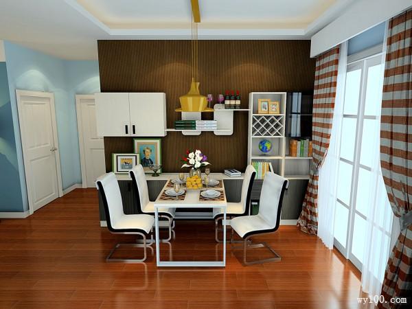 66平精装客厅设计 装修就一次不可马虎_维意定制家具商城