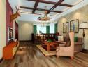 酒柜客餐厅效果图 38�O有效的利用空间_维意定制家具商城