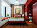 中式卧室装修效果图 8�O充满中国韵味气息_维意定制家具商城