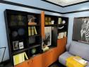 现代混搭风格书房装修效果图_维意定制家具商城
