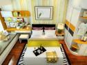 飘窗吊顶卧室效果图 10�O让空间的储物无比强大_维意定制家具商城