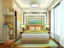 组合柜卧室效果图 13�O布局合理、简洁大方_维意定制家具商城