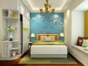 田园风卧室装修图 10�O让你有一种田园乡间的惬意_维意定制家具商城