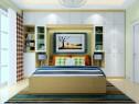 衣柜卧室设计效果图 12�O整体色调温馨上档次_维意定制家具商城