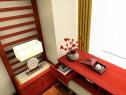 现代新式卧室效果图 18�O古色香的风雅意境_维意定制家具商城