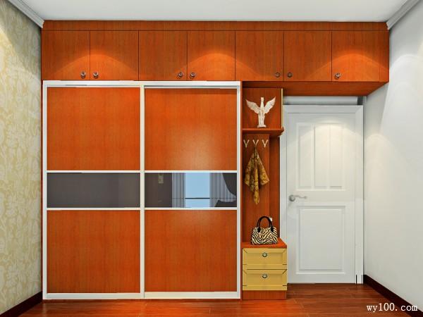 飘窗卧室效果图 11平有种浓郁的域国风情_维意定制家具商城