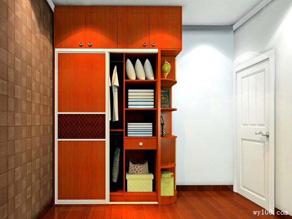 欧式衣柜卧室装修效果图
