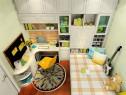 多功能书房和兼容客卧设计书房效果图_维意定制家具商城