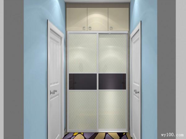 壁柜超强收纳 满足住户储存需求_维意定制家具商城