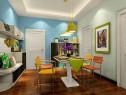 餐边柜组合客餐厅 39平多功能强强联合_维意定制家具商城