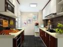 柜体拼接厨房 功能强大且实用美观_维意定制家具商城