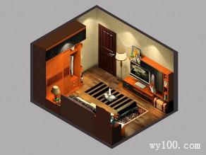 奢华卧室效果图 14�O慕尼黑风格_维意定制家具商城