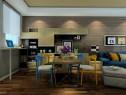 31�O分区明确客餐厅设计效果图_维意定制家具商城