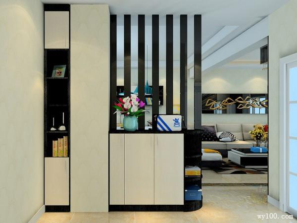 柜体组合客餐厅 收纳储存还增添时尚气息_维意定制家具商城