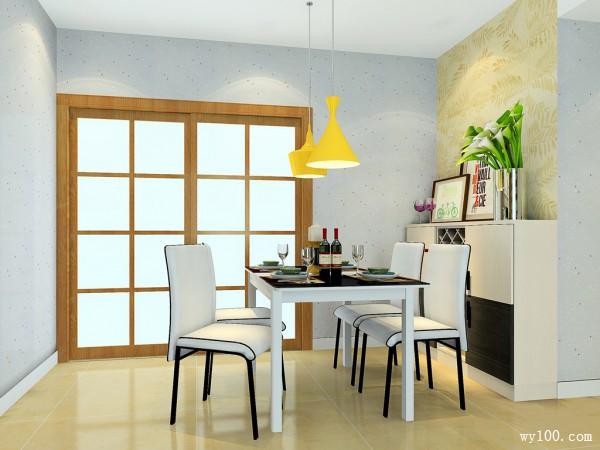 纯欧式客餐厅效果图  21�O更加灵动动人_维意定制家具商城
