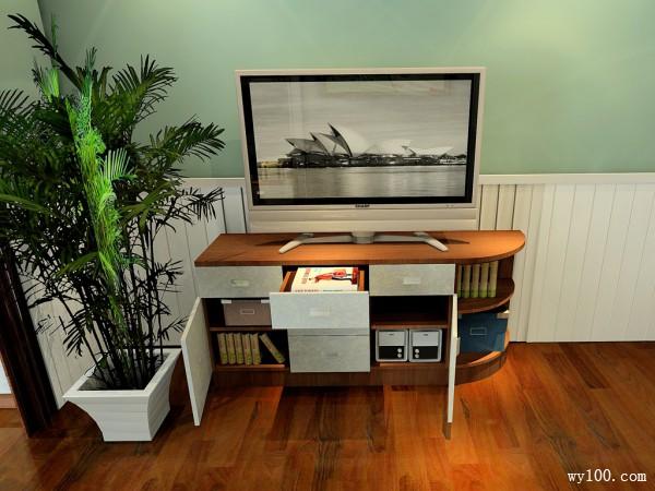 吊饰卧室装修效果图 15�O给人感觉舒适简洁_维意定制家具商城