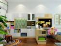 简约卧室效果图 23平清新自然风_维意定制家具商城