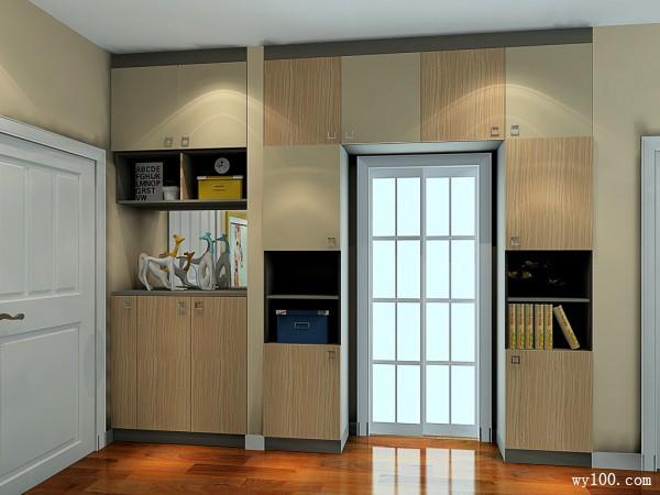 背景墙装饰设计 客餐厅大气时尚_维意定制家具商城