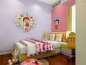 8�O环保安全儿童房设计效果图_维意定制家具商城