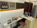 客餐厅一体装修效果图 31�O整体连贯实用_维意定制家具商城