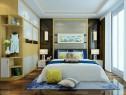 卧室装修效果图 15�O整体空间古典而有韵味_维意定制家具商城