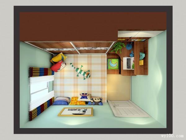 榻榻米柜体组合卧室 收纳超强色调清新_维意定制家具商城