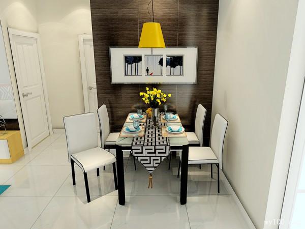 客餐厅装修效果图 40�O营造简单时尚家居_维意定制家具商城