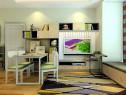 客餐厅装修效果图 22�O整体空间设计实用_维意定制家具商城
