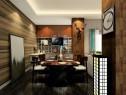 欧式客餐厅 大气沙发提高了空间的格局_维意定制家具商城