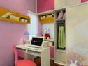 儿童房装修效果图 11�O粉色调温馨可爱_维意定制家具商城
