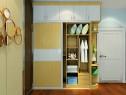 卧室装修效果图 12�O整体空间温馨舒适_维意定制家具商城