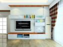 客餐厅装修效果图 31�O设计整体又美观_维意定制家具商城