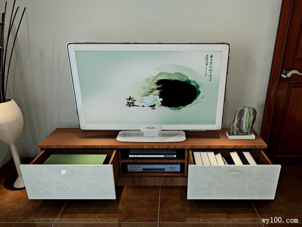 卧室装修效果图 21�O给人古香古色的韵味_维意定制家具商城