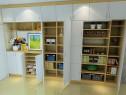 客餐厅装修效果图 44�O到顶鞋柜增加储物_维意定制家具商城